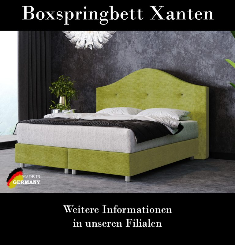Boxspringbetten in Hamburg