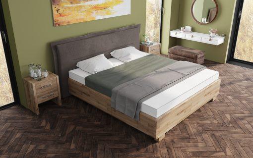 Wasserbetten aus Holz